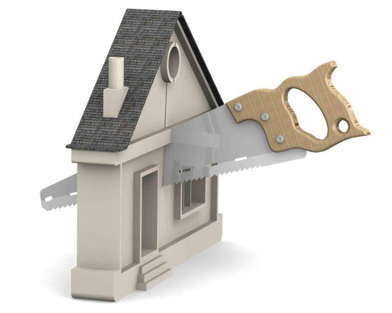 Gütertrennung bei Hausbesitz