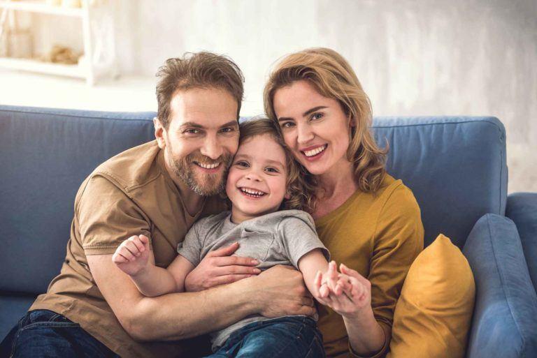 Das Besuchsrecht wenn ein Kind in einer Pflegefamilie lebt.