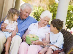 Umgangsrecht Großeltern