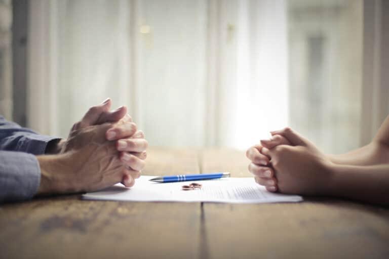 Ehe annullieren